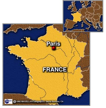 CNN Strike By French Truckers May Be Averted Nov - Is paris in france