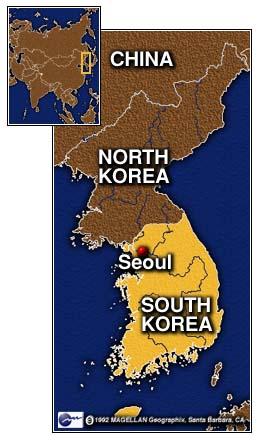 Cnn Kim Apparent Winner In S Korean Presidential Election Dec 18 1997
