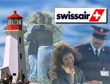 Names of Swissair crash victims