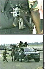 Cnn Sporadic Fighting Disrupts Cease Fire In Sierra Leone