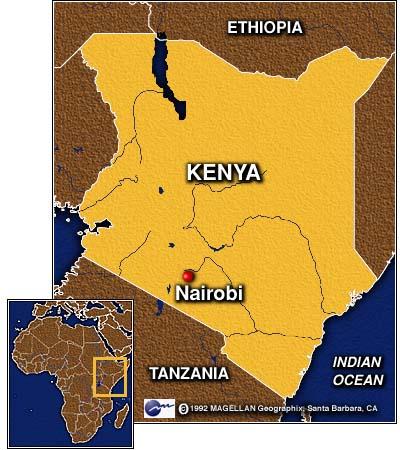 NAIROBI, Kenya (CNN) -- Aid
