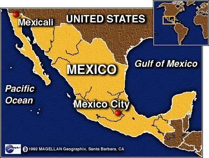 Mexicali, Baja California, ,MEXICO
