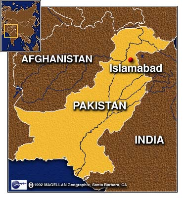 CNN US Sources Pakistan Edging Closer To Nuclear Tests May - Where is pakistan