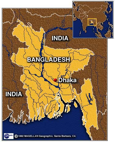 bangkadesh study The value of linking mitigation and adaptation: a case study of bangladesh jessica m ayers æ saleemul huq received: 13.