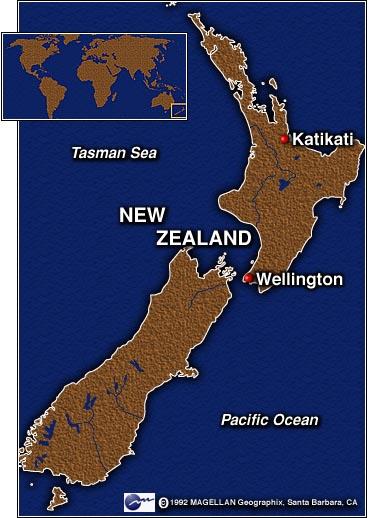 Katikati New Zealand  City new picture : KATIKATI, New Zealand