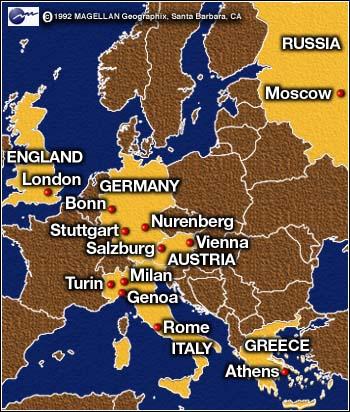 Cnn Anti Nato Protests In Australia Austria Russia March 28 1999