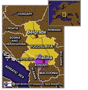 CNN - Government takes over independent Yugoslav radio station