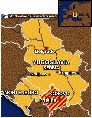 a focus on the country of yugoslavia Working in a war zone: a review of unhcr's operations in former yugoslaviaworking in a war zone: a review of unhcr's operations in former yugoslavia.