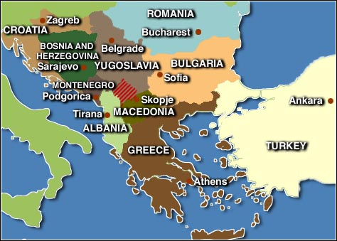 Cnn Balkan Summit Leaders Endorse Stability Pact July 30 1999