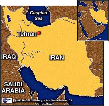 Tehran Middle East Map.Cnn Com Iran Leader Urges Destruction Of Cancerous Israel