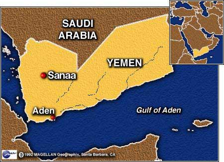 Yemen Map With Cities Blank Outline Map Of Yemen Up Travel Yemen - Sanaa map