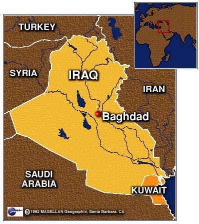CNN - Nine years later: Iraq still defiant over Kuwait - August 2, 1999