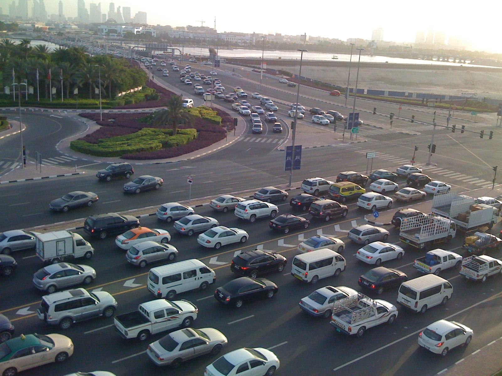 Inside the Middle East: Blog Archive - Dubai woman gets $54,000