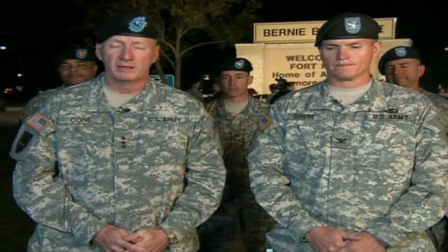 Army lieutenant sex video fort hood