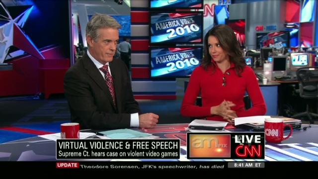 arguments against violent video games