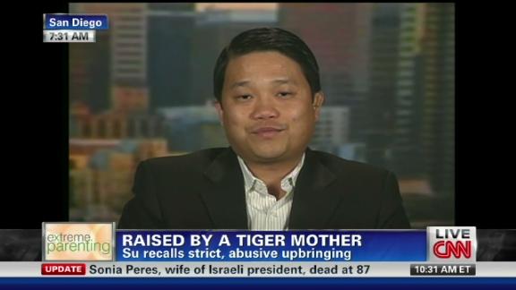 Tiger Mothers' leave lifelong scars - CNN com