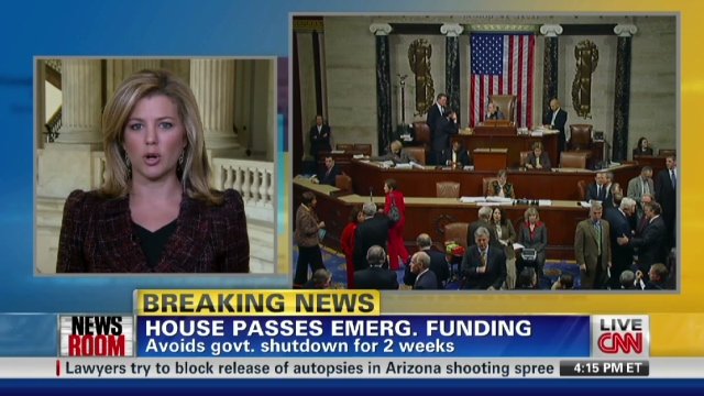 story government shutdown avoided after congress passes short term spending bill