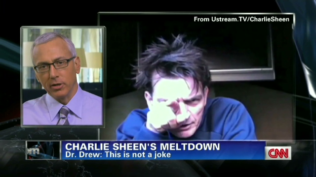 Charlie Sheen sacked