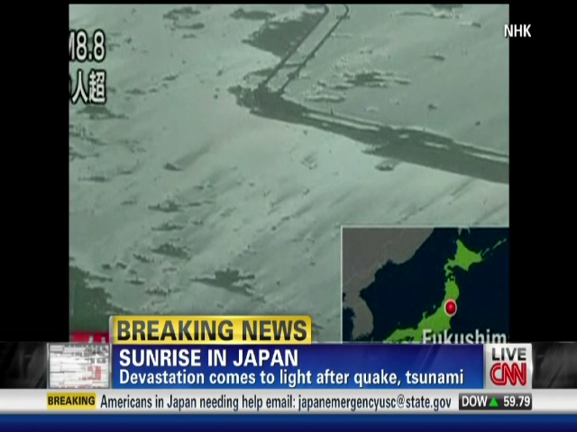 Descriptive essay of tsunami in japan
