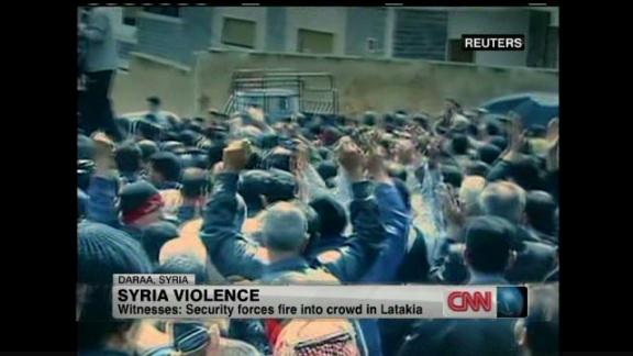 Syria lifting emergency law, official says - CNN.com