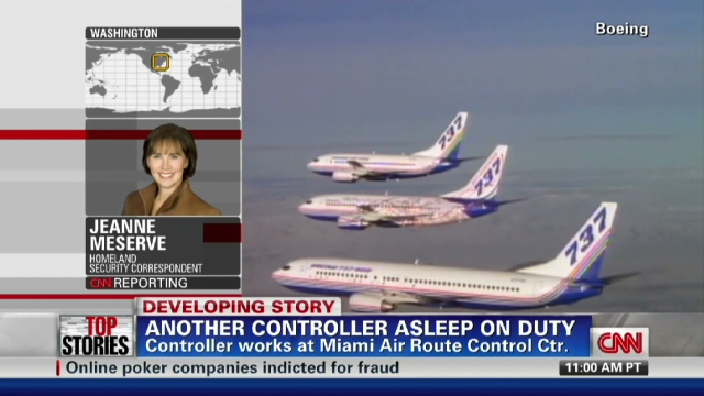 Asleep at the controls? What's going on with air traffic