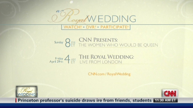 who s going to the royal wedding check out the guest list cnn com