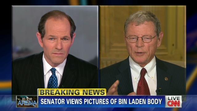 Legisladores de EE.UU. ven las fotos del cuerpo de bin Laden