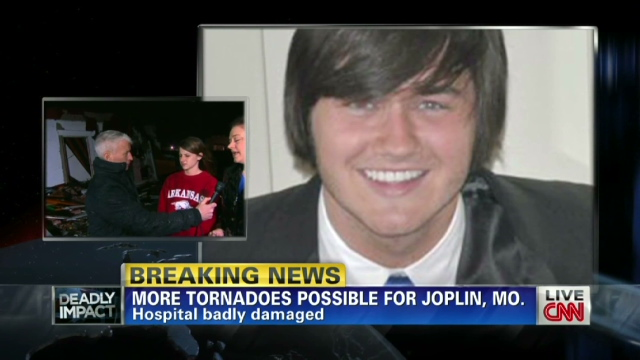 Update: Will Norton among those killed by Joplin tornado, according to authorities