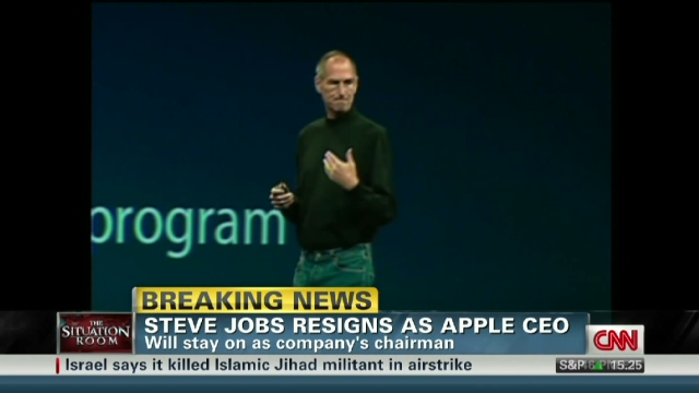 Steve Jobs From college dropout to tech visionary CNN