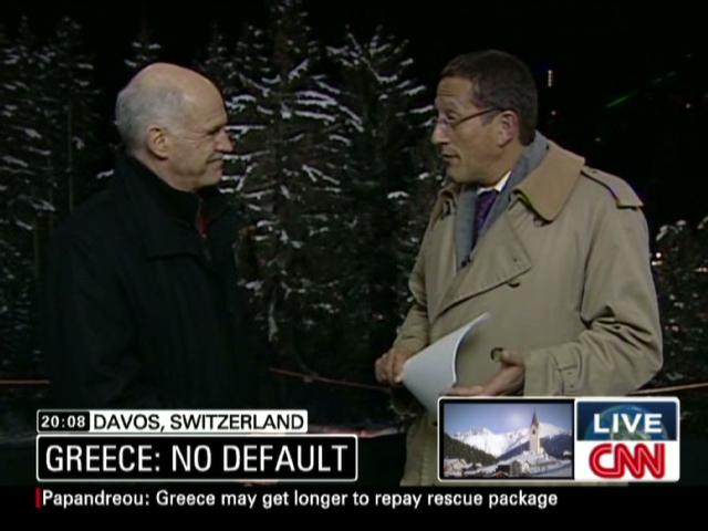 Papandreou: Greece wont default on debt - CNN.com