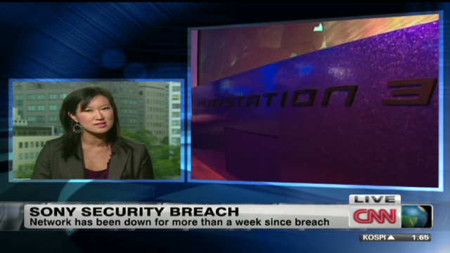 Gamers fuming over PlayStation hack - CNN com