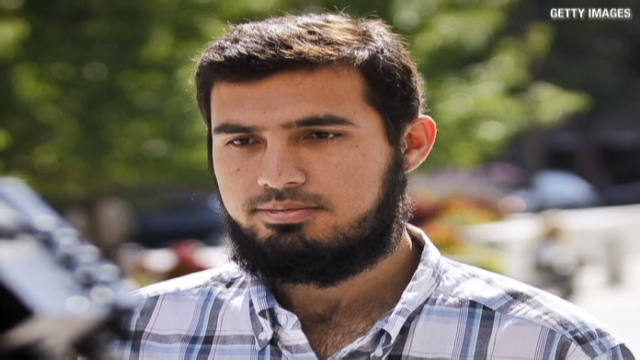 Najibullah Zazi pleads guiltynajibullah zazi