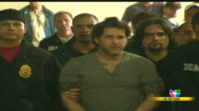 Dea Agent Arrested Dea Agents Nab Alleged Drug