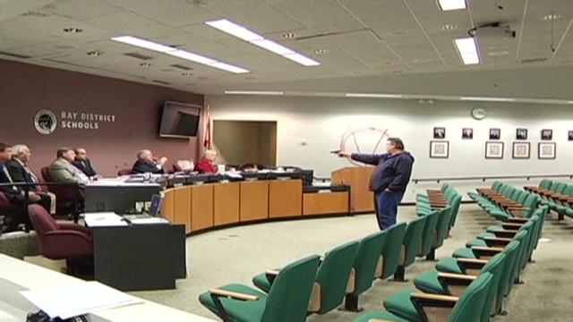 Gunman fires at school board members. RELATED TOPICS. Panama City · Florida  ...