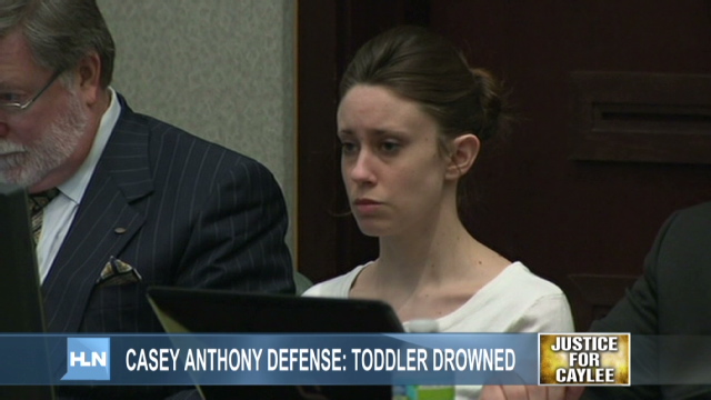 the variety of coverage on the casey anthony trial