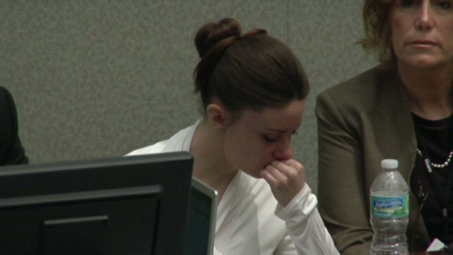 casey anthony trial pictures skull. Casey Anthony Trial Ends Early