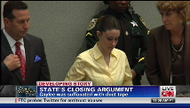 Casey Anthony S Fate Now In Jurors Hands Cnn Com