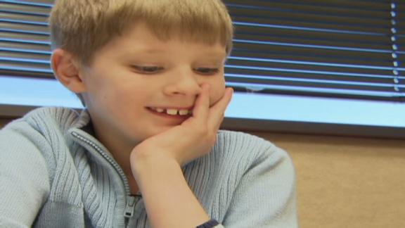 Children With Autism Find Understanding >> Scientists Look To Help Children With Autism Find A Voice Cnn Com