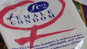 Girl Condoms on Female Condoms Range From  Strange  To  Natural    Cnn Com