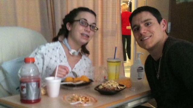 Saving a life: A doctor's duty -- a husband's, too - CNN.
