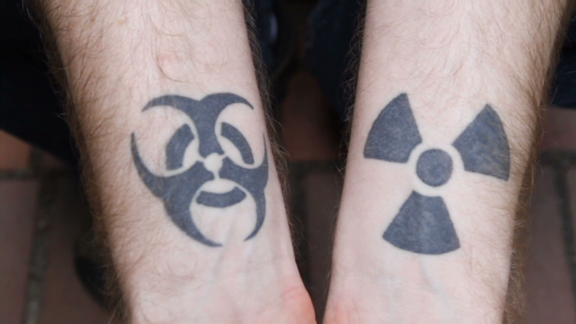 Tattoos A Journey Of Hiv Acceptance Cnn