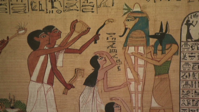 book of the dead spells ancient egypt