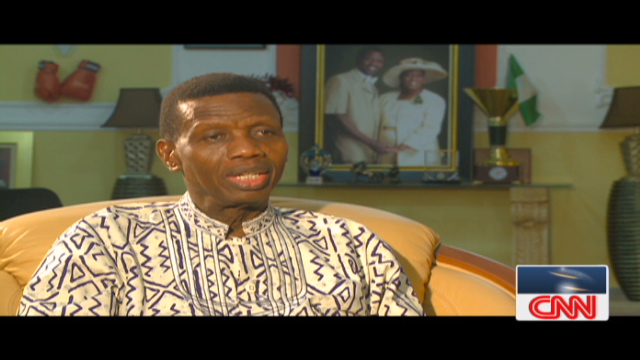 Nigeria's celebrity preacher wants to save your soul - CNN com