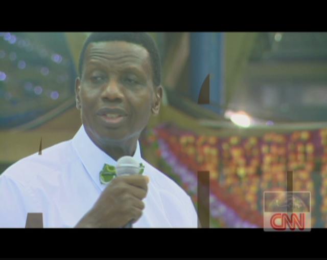 Nigeria's celebrity preacher wants to save your soul - CNN com