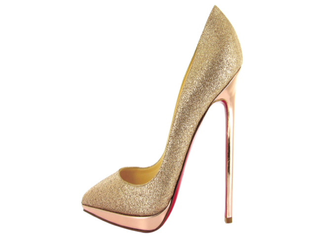 f55bf638a75 Christian Louboutin reveals science behind perfect high heel - CNN.com