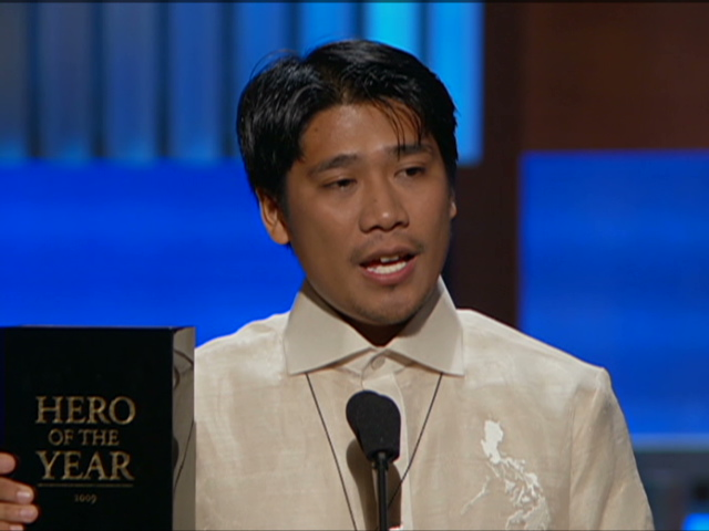 Modern-day Filipinos honored as 'Heroes for Better'