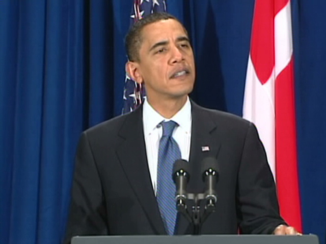Obama announces climate change deal with China, other ...