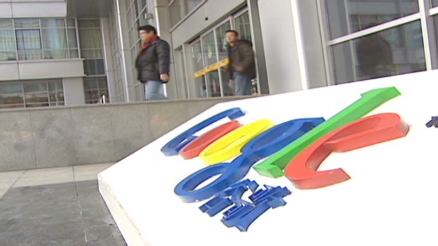Google sets timeframe to end China reroute
