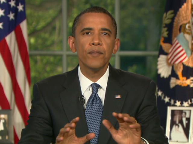 Obama speech on oil spill sucks