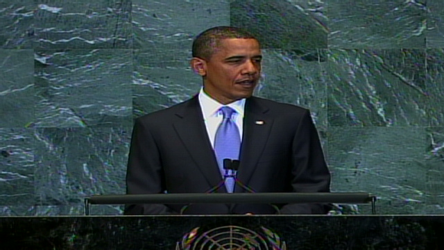 Israeli UN Delegation Boycotts Obama's UN Speech, Then Lies About It